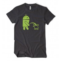 Android PISS Apple