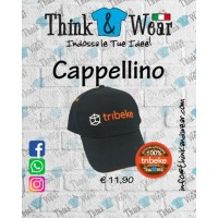 Cappellino Tribeker