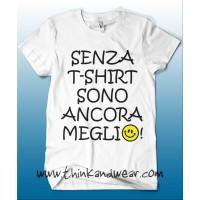 SENZA T-SHIRT